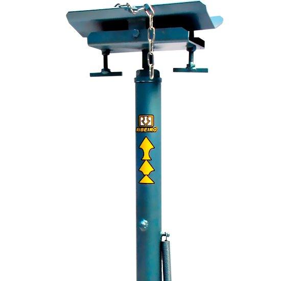Macaco Hidráulico Telescópico de 1 Estágio para Retirar o Câmbio - Imagem zoom