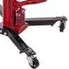 Macaco Hidráulico Telescópico 2 Estágios p/ Retirar o Câmbio Vermelho 500Kg - Imagem 5