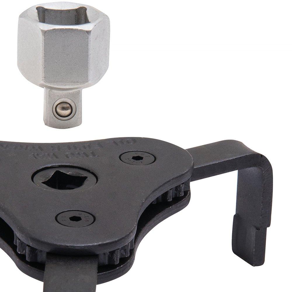 Chave para Filtro de Óleo com 3 Garras - Imagem zoom