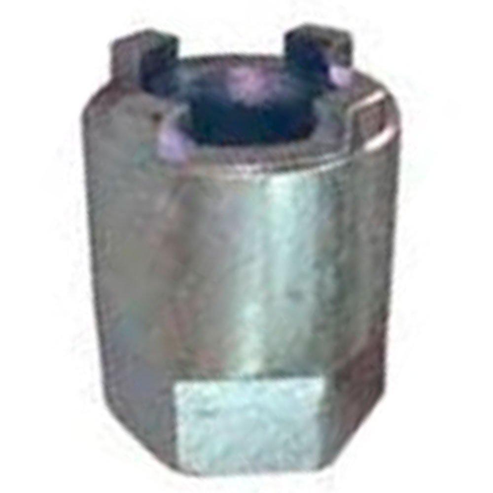 Chave de 4 Garras para Porca do Cartucho do Amortecedor Fiat  - Imagem zoom