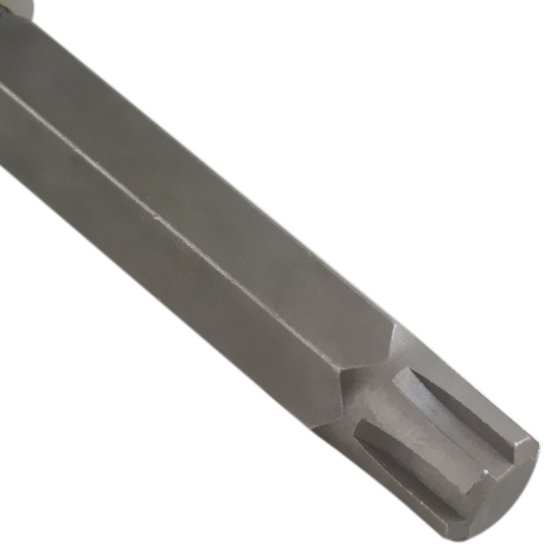 Chave Estriada 1/2 Pol. (perfil RIBE) para Parafusos do Cabeçote - Imagem zoom