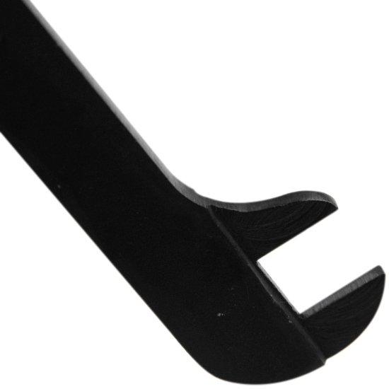 Chave de Boca Fixa 17 mm e 90 Graus de Curvatura - Imagem zoom