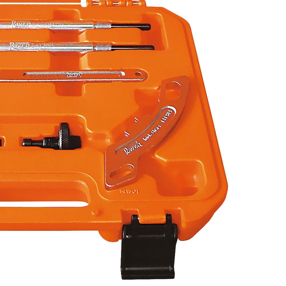 Kit de Ferramentas para Troca da Correia Dentada dos Motores Fiat Fire 8V - Imagem zoom