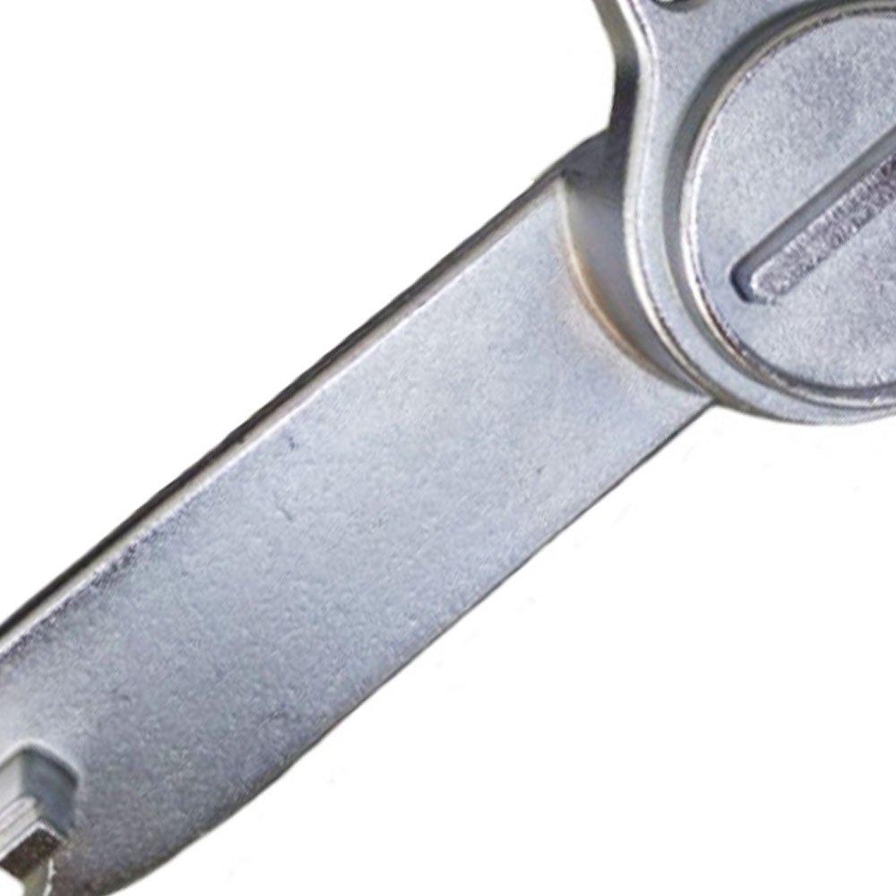 Ferramenta para Posic. as Polias de Comando de Válvulas do Motores VW 1.0 12V e 1.6 16V - Imagem zoom
