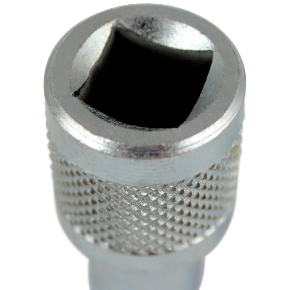 Chave Soquete Curto Estriado com Guia para o Bujão de Óleo do Câmbio - Imagem zoom