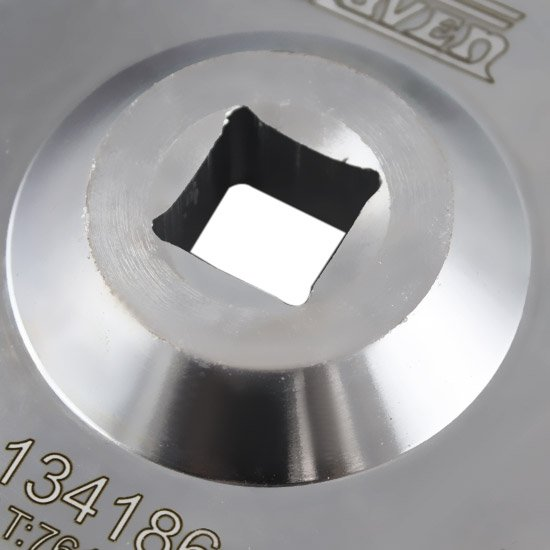 Chave para Porca Ranhurada do Diferencial do Monza - Imagem zoom