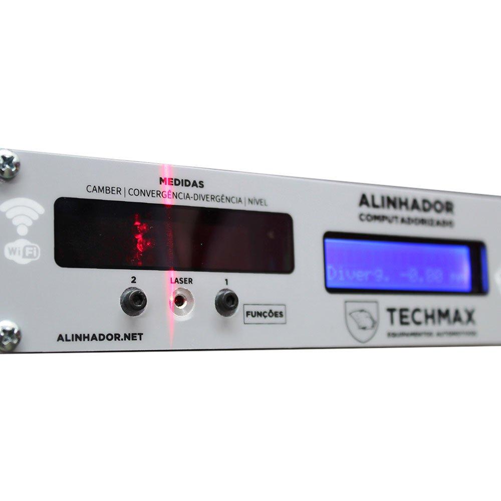 Alinhador Digital Computadorizado com 2 Cabeças - Imagem zoom