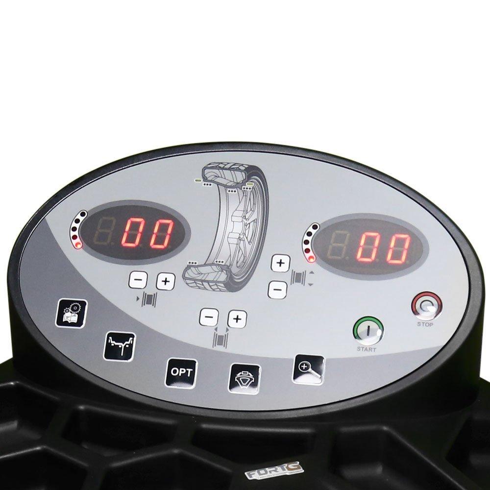 Balanceadora de Rodas Automática  Monofásica - Imagem zoom