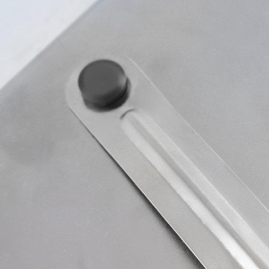 Goniômetro com 28 Graus para Regular a Cambagem do Fusca, Brasília e Kombi. - Imagem zoom