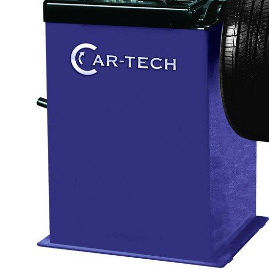 Balanceadora de Rodas Motorizada Azul - Imagem zoom