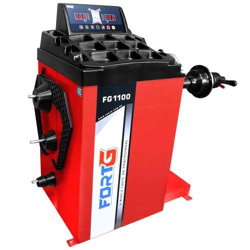 balanceadora de rodas automática 220v mono