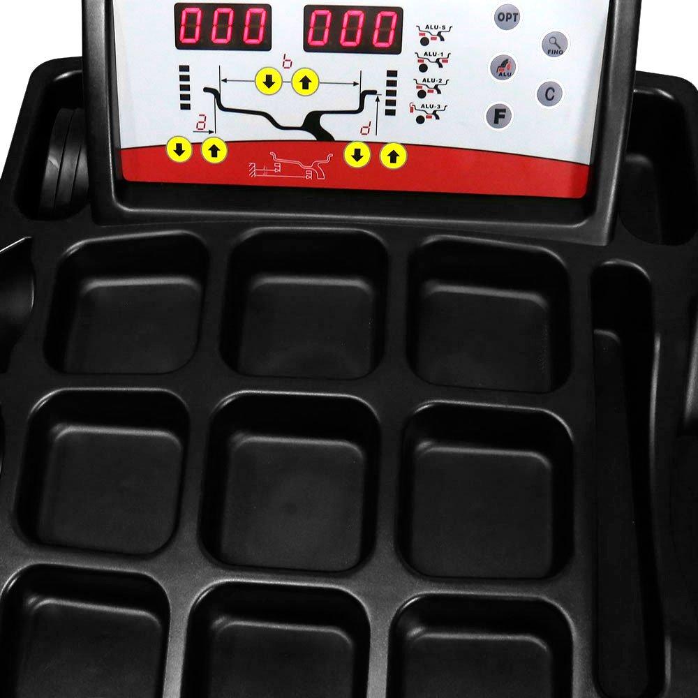 Balanceadora de Rodas Computadorizada Manual Mono   - Imagem zoom