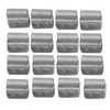 Contrapeso de 15 Gramas Universal para Rodas de Aço com 100 Peças - Imagem 1