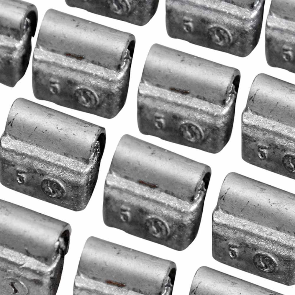 Contrapeso de 15 Gramas Universal para Rodas de Aço com 100 Peças - Imagem zoom