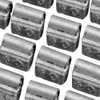 Contrapeso de 15 Gramas Universal para Rodas de Aço com 100 Peças - Imagem 3