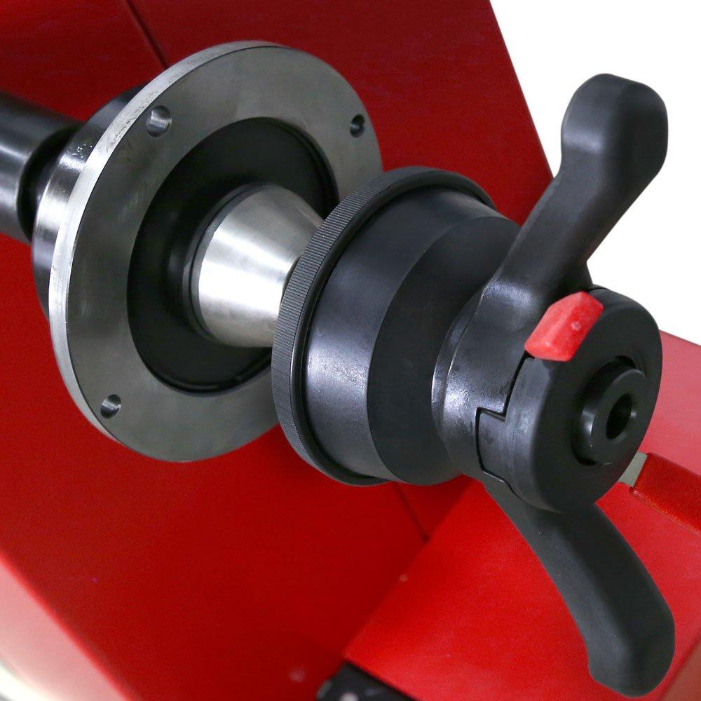 Balanceadora de Rodas com Tela LCD 7 Pol Motorizada Automática Mono 220V - Imagem zoom