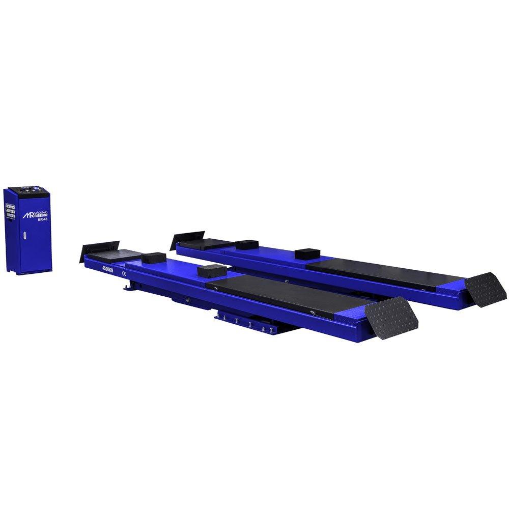 Rampa de Alinhamento Pantográfica Azul 4500kg - Imagem zoom