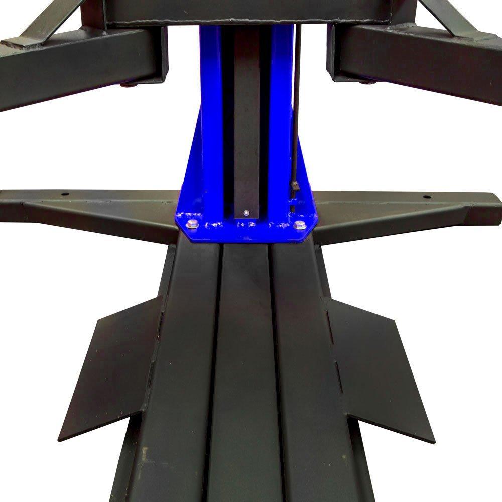 Elevador Automotivo Azul para 4000Kg Trifásico 220V - Imagem zoom
