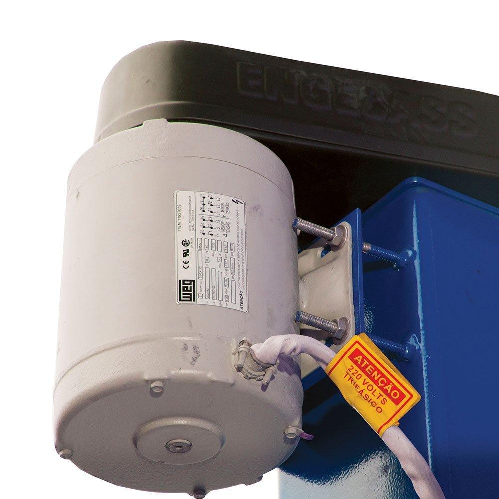 Elevador Automotivo Azul 2,6T 4CV Trifásico 220V Lubrificação a Graxa - Imagem zoom