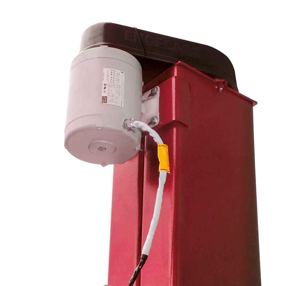 Elevador Automotivo 4T ECO-4100 Vermelho Lubrificação a Óleo Trifásico 220V - Imagem zoom