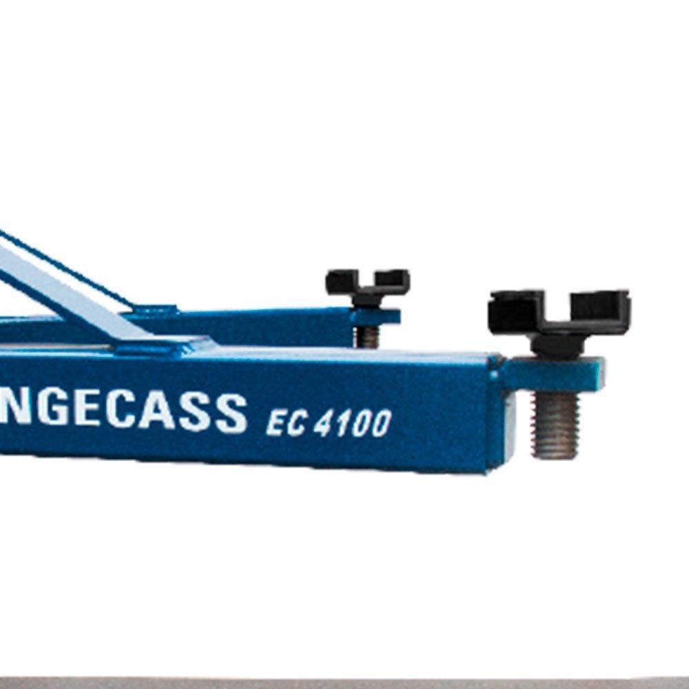 Elevador Automotivo 4T ECO-4100 Azul Lubrificação a Óleo Trifásico 220V - Imagem zoom