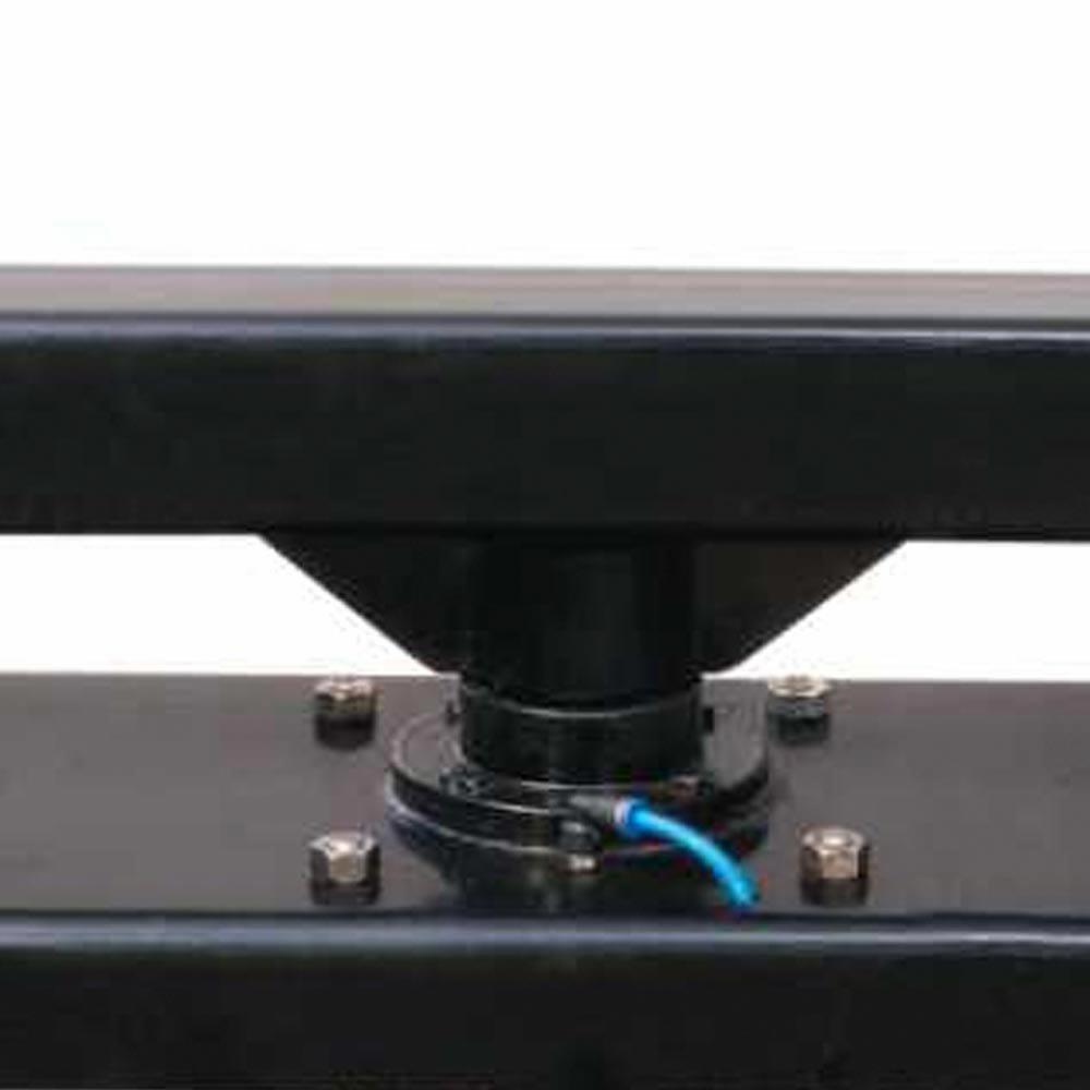 Macaco Pneumático com Sistema Roda Livre para Alinhamento - Imagem zoom