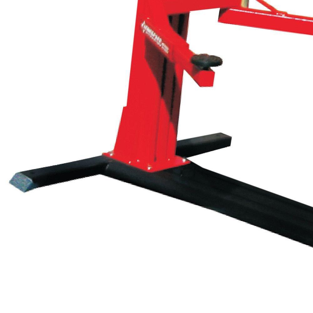 Elevador Automotivo Vermelho Trifásico 2.600Kg - Imagem zoom