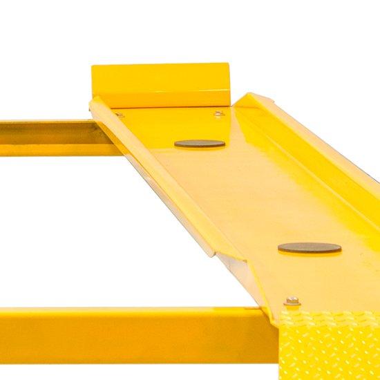 Rampa para Troca de Óleo para Elevadores de 2,5 Toneladas - Imagem zoom