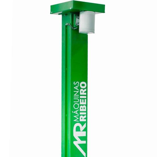 Elevador Automotivo Trifásico Verde para 4000 Kg - Imagem zoom