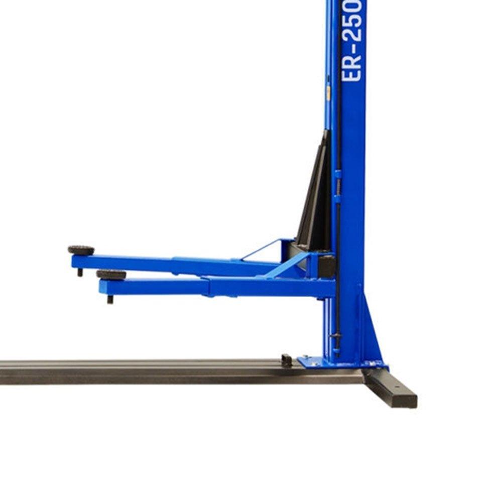 Elevador Automotivo Monofásico Azul de 2,5 Toneladas - Imagem zoom