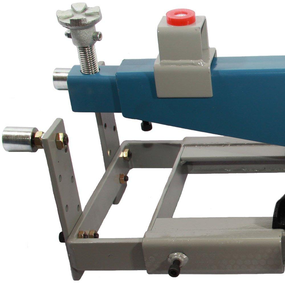 Macaco Pneumático Roda Livre para Rampas e Valetas de Alinhamento - 2 Toneladas - Imagem zoom