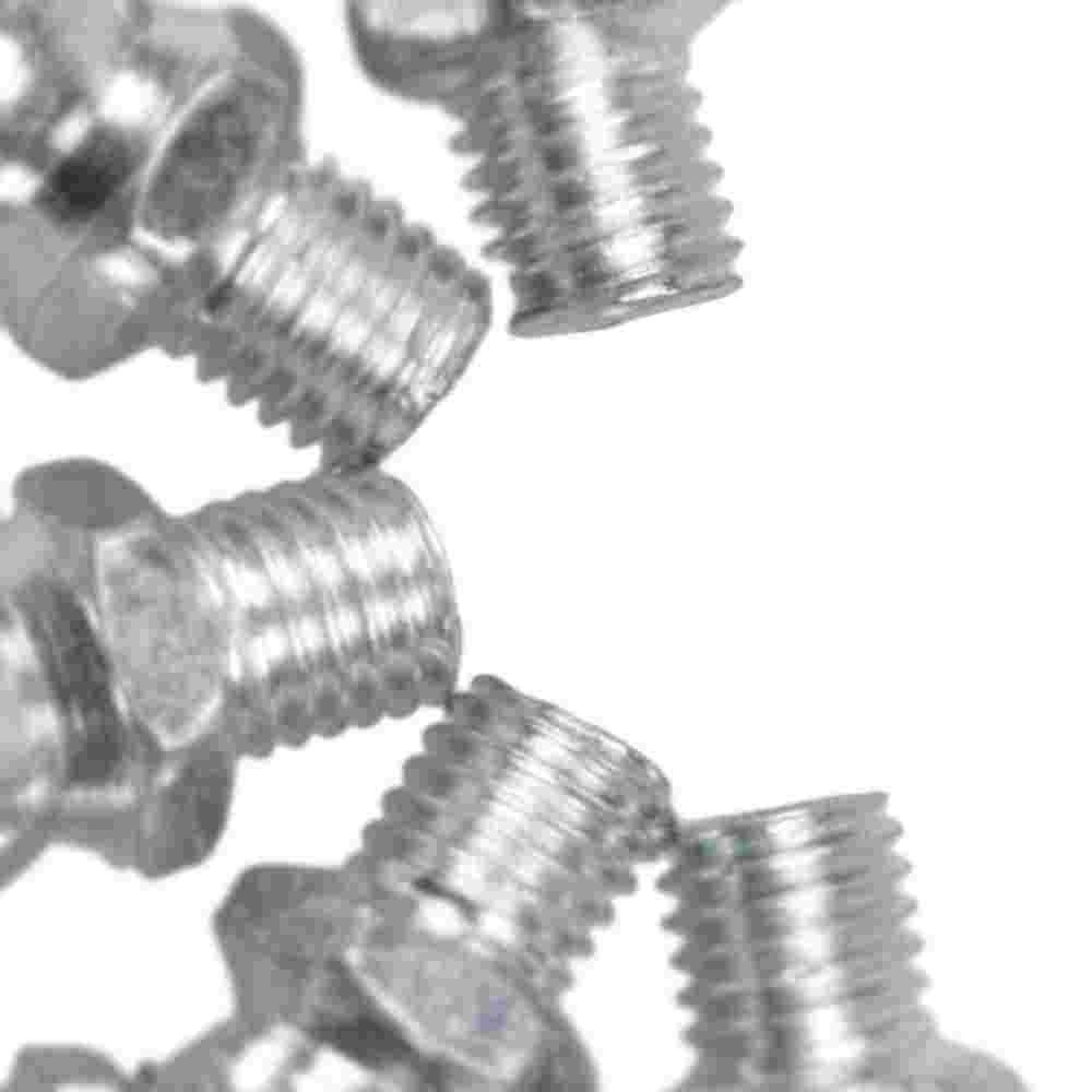 Graxeira M10 x 1 Curva 45 Graus com 100 Unidades - Imagem zoom