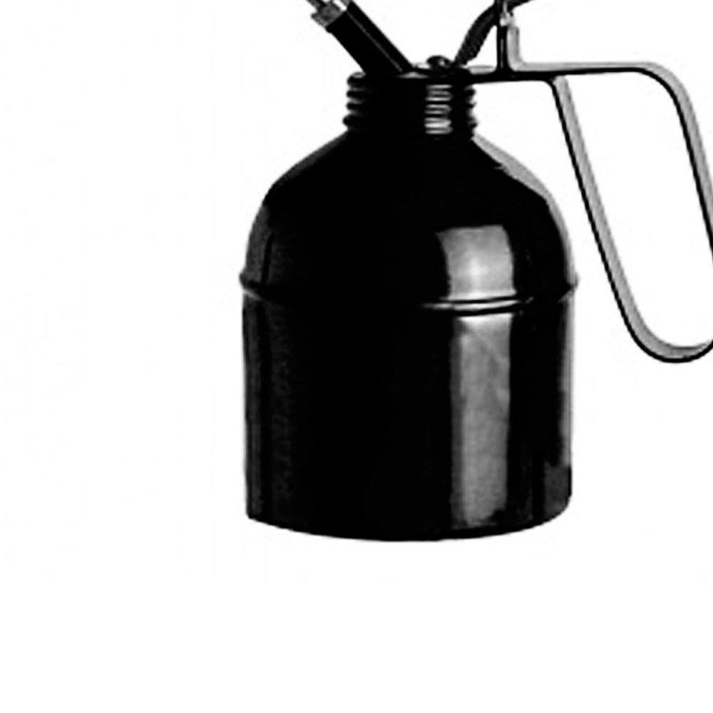 Bomba Almotolia Manual para Óleo 500ml com Bico Rígido - Imagem zoom