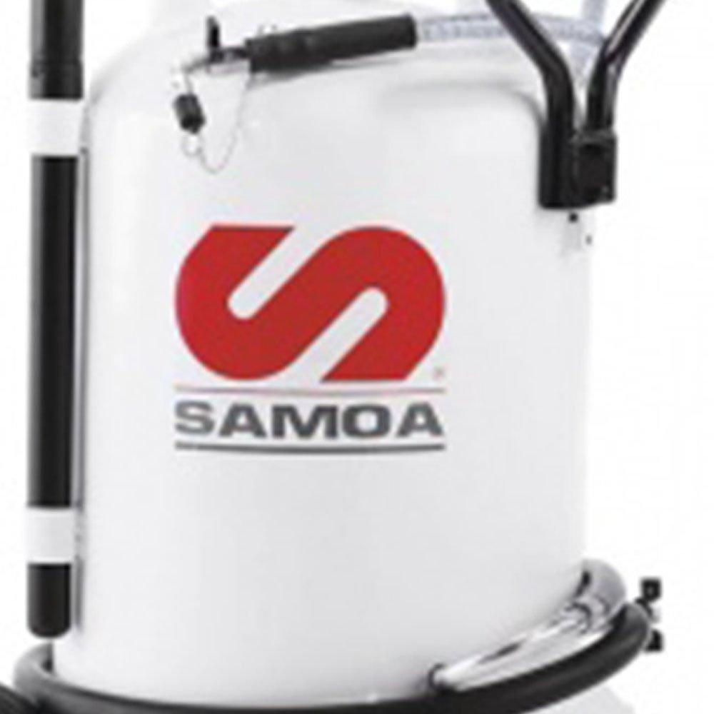 Unidade de Sucção de Óleo Pressurizada 70 Litros - Imagem zoom