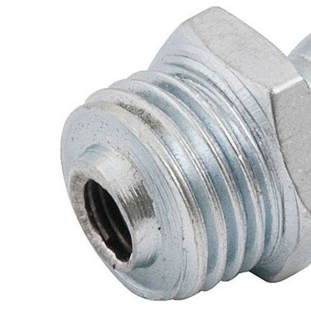 Graxeira M 10 mm Reta Passo 1 com 10 Peças - Imagem zoom