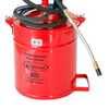 Bomba Manual para Graxa com Reservatório de 7Kg e Mangueira de 1,3m - Imagem 5
