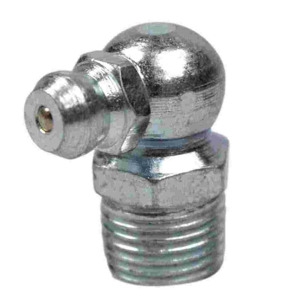 Graxeira M10 x 1 Curva 90 Graus com 100 Unidades - Imagem zoom