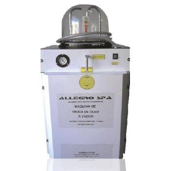 Troca de óleo a vácuo AllegroSpa - Imagem zoom