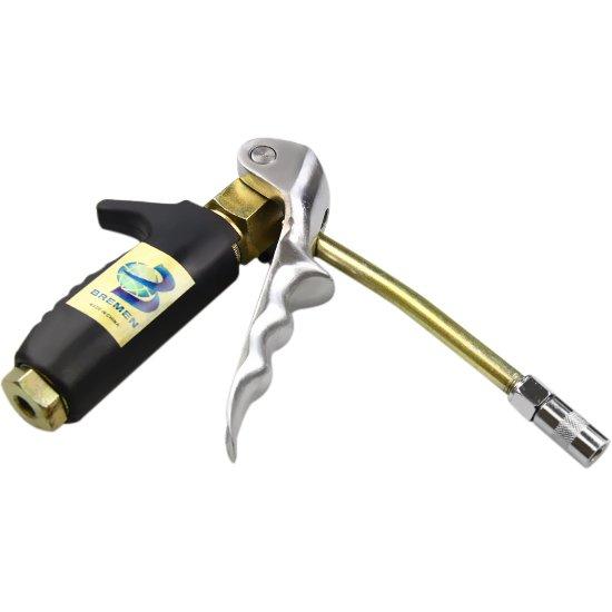 Válvula de Controle para Graxa com Cabo Emborrachado - Imagem zoom
