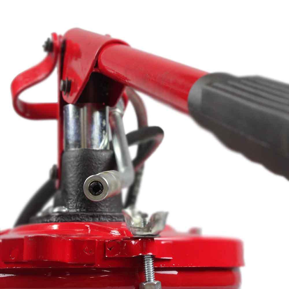Engraxadeira de Balde Redondo de 7 Kg com Acionamento por Alavanca - Imagem zoom