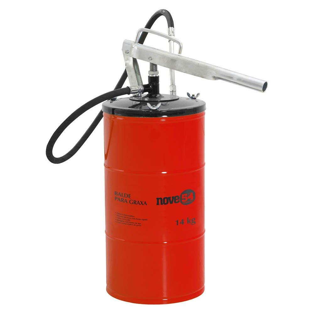 Bomba Manual para Graxa 14Kg com Compactador - Imagem zoom