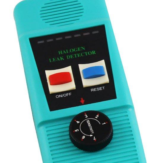 Detector de Fuga de Gás de Ar Condicionado Eletrônico - Imagem zoom