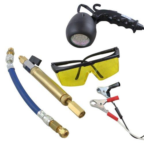 identificador de vazamento de gás de ar condicionado