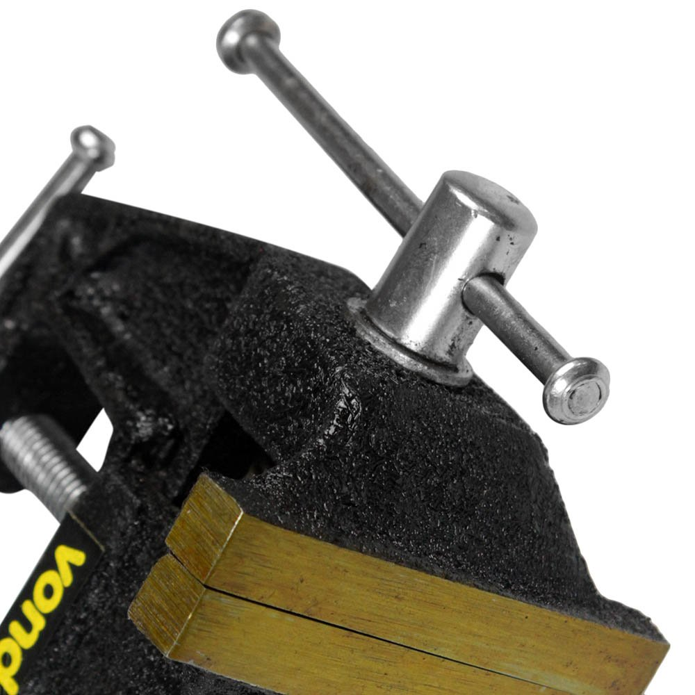 Torno / Morsa de Bancada tipo Mini 2.3/4 Pol. - Imagem zoom