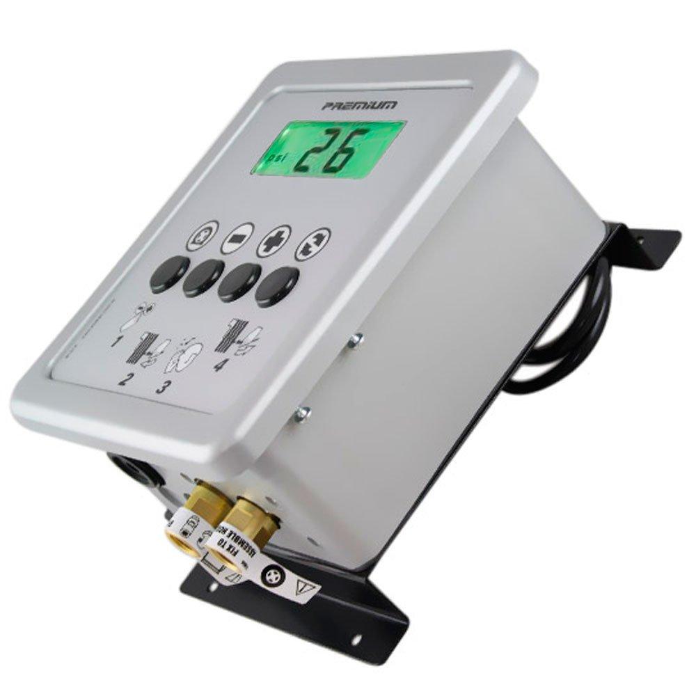 Calibrador de Pneus Eletrônico  Blindado Resistente a Diferentes Climas - Imagem zoom