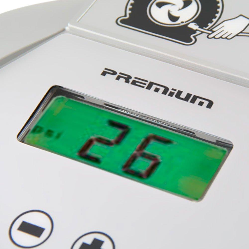 Calibrador para Pneu Eletrônico Bivolt Blindado Resistente a Diferentes Climas - Imagem zoom