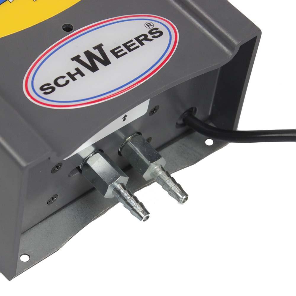 Calibrador Eletrônico de Pneus em ABS 5 à 145 PSI 110/220V - Imagem zoom
