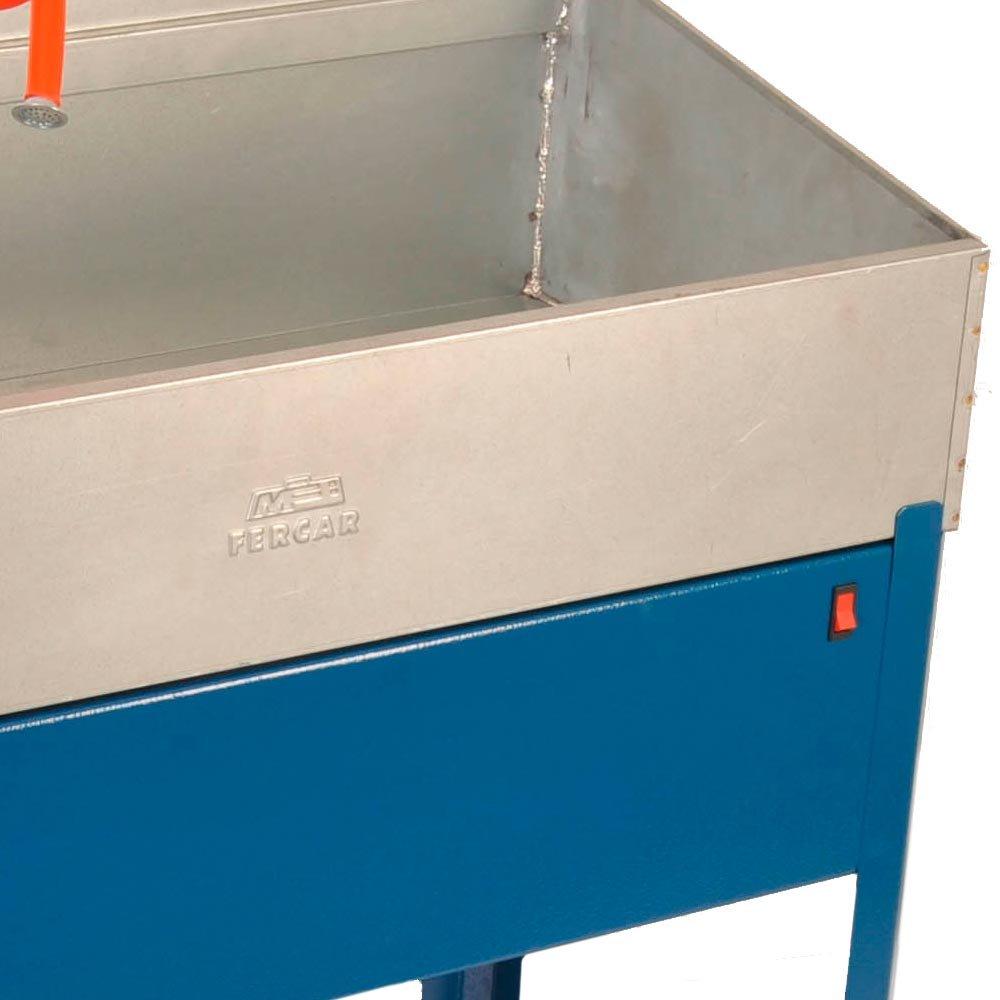 Lavadora de Peças 800mm 20 Litros com Eletrobomba  - Imagem zoom