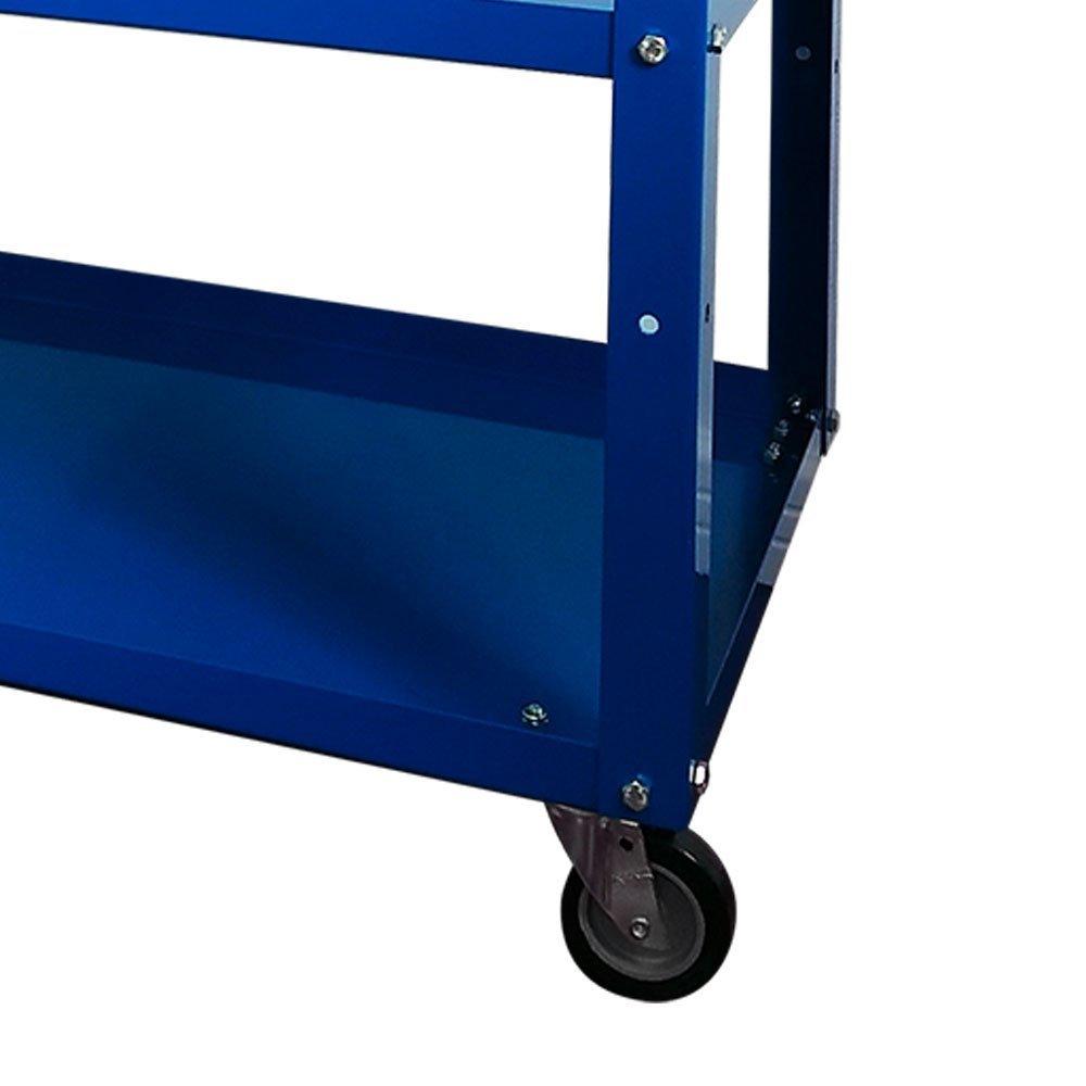 Carrinho para Ferramentas Azul com 1 Gaveta - Imagem zoom