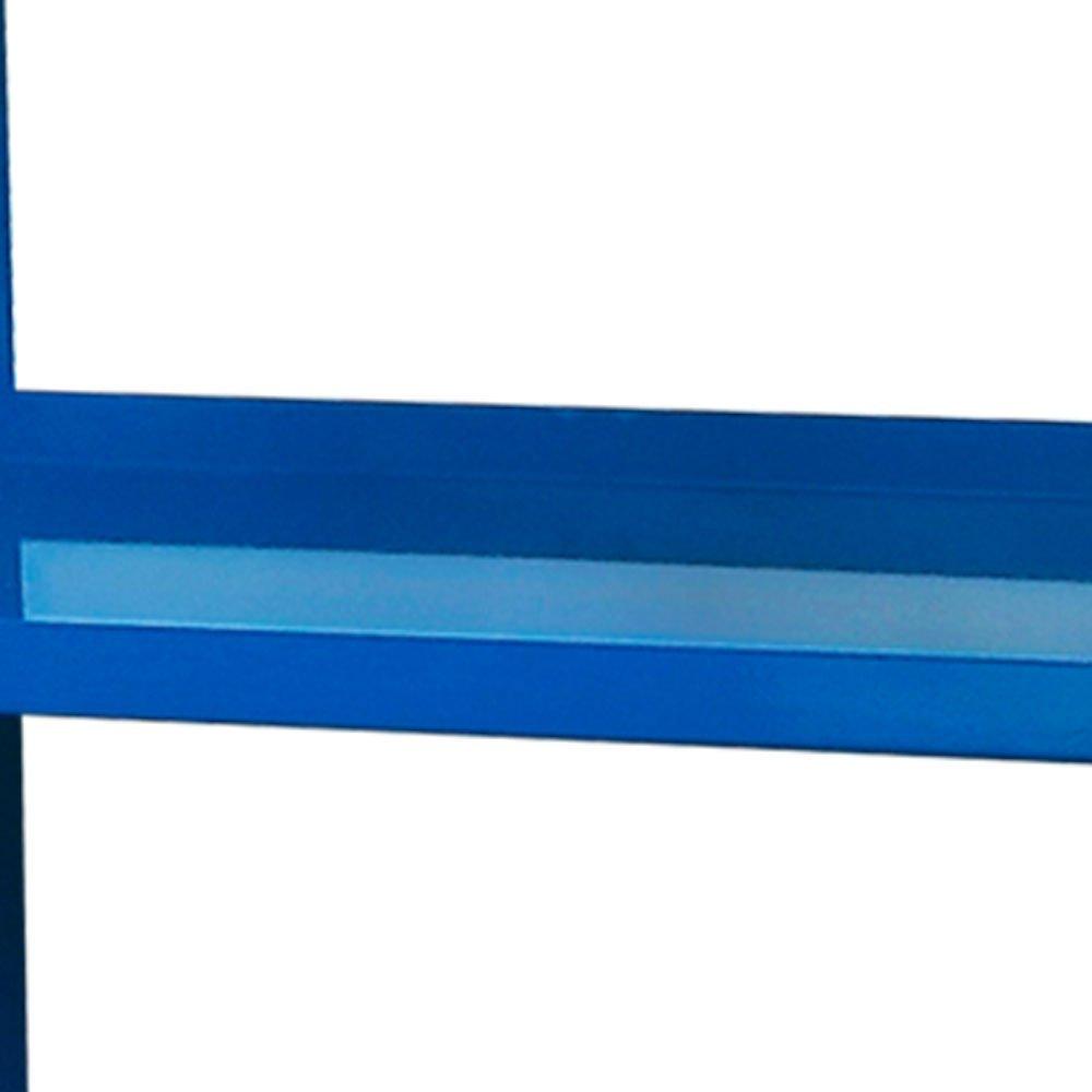 Carro para Ferramentas sem Gavetas Azul - Imagem zoom